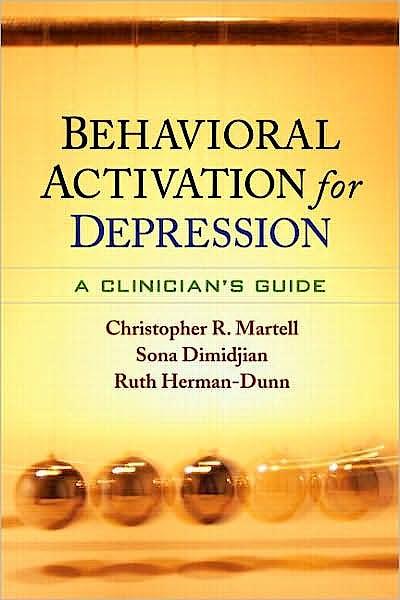 Portada del libro 9781606235157 Behavioral Activation for Depression