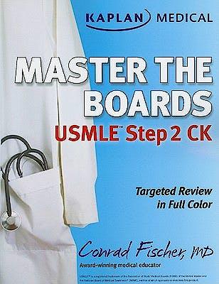 Portada del libro 9781607146537 Master the Boards. Usmle Step 2 Ck