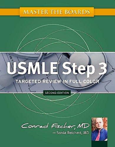 Portada del libro 9781607148432 Master the Boards. Usmle Step 3