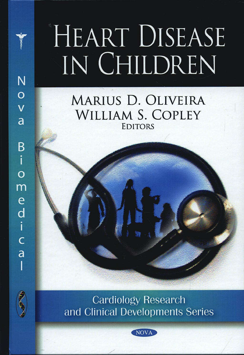 Portada del libro 9781607415046 Heart Disease in Children