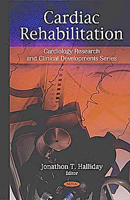 Portada del libro 9781607419181 Cardiac Rehabilitation (Cardiology Research and Clinical Developments Series)