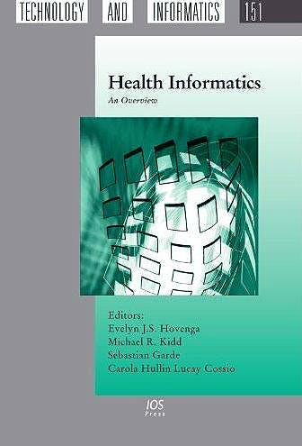 Portada del libro 9781607500926 Health Informatics. an Overview