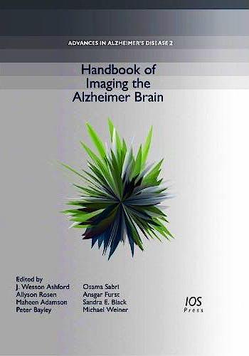 Portada del libro 9781607507925 Handbook of Imaging the Alzheimer Brain