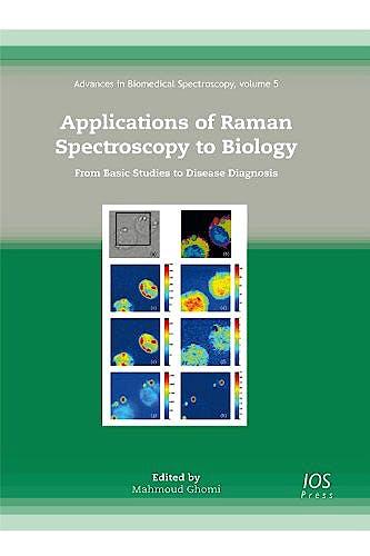 Portada del libro 9781607509998 Applications of Raman Spectroscopy to Biology