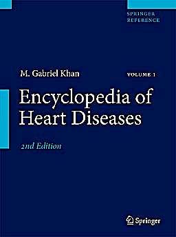 Portada del libro 9781607612186 Encyclopedia of Heart Diseases, 2 Vols.