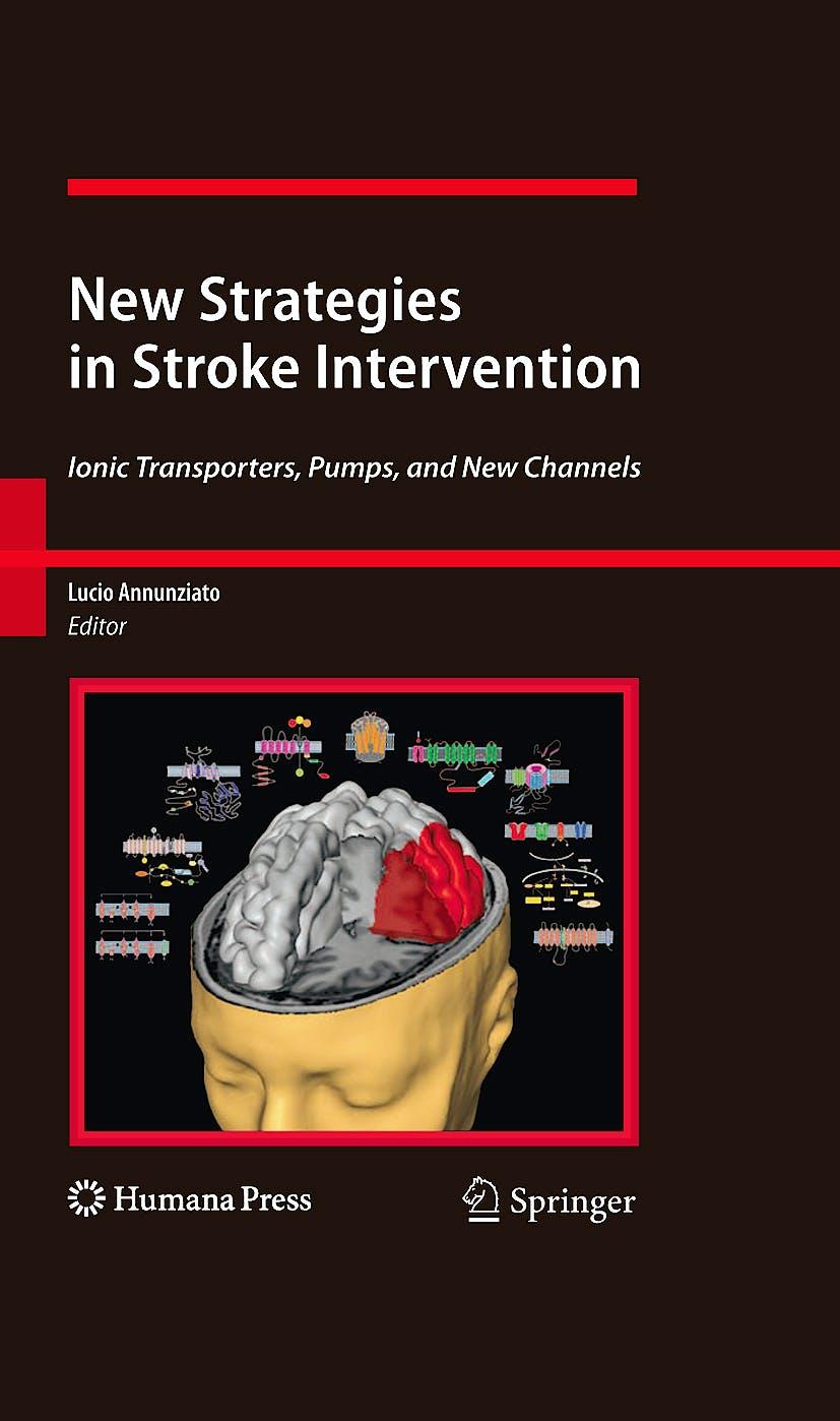 Portada del libro 9781607612797 New Strategies in Stroke Intervention