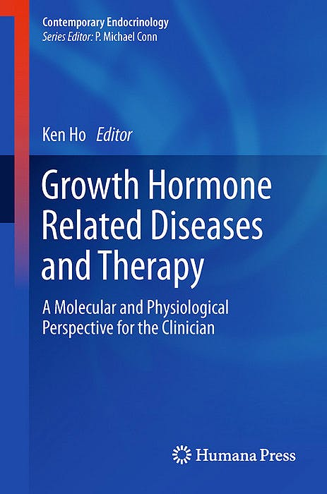 Portada del libro 9781607613169 Growth Hormone Related Diseases and Therapy. a Molecular and Physiological Perspective for the Clinician (Contemporary Endocrinology)