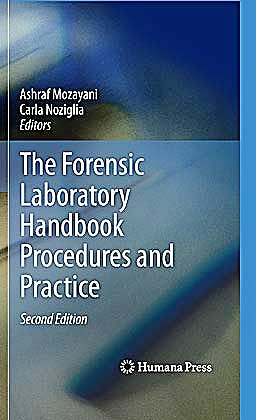 Portada del libro 9781607618713 The Forensic Laboratory Handbook Procedures and Practice