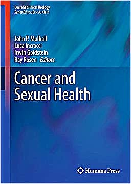 Portada del libro 9781607619154 Cancer and Sexual Health (Current Clinical Urology)