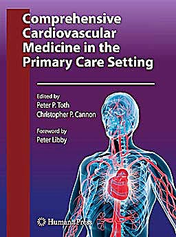 Portada del libro 9781607619826 Comprehensive Cardiovascular Medicine in the Primary Care Setting (Contemporary Cardiology) (Softcover)