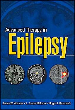 Portada del libro 9781607950042 Advanced Therapy in Epilepsy + Dvd