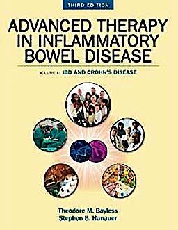 Portada del libro 9781607950356 Advanced Therapy of Inflammatory Bowel Disease, Vol. 2: Crohn's Disease