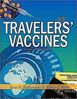 Portada del libro 9781607950455 Travelers' Vaccines