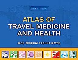 Portada del libro 9781607950486 Atlas of Travel Medicine and Health