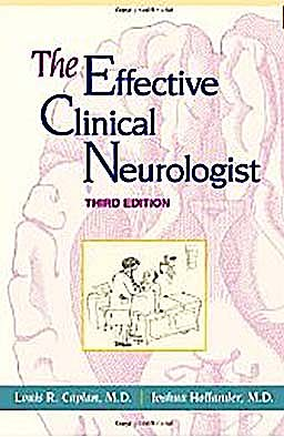 Portada del libro 9781607951001 The Effective Clinical Neurologist