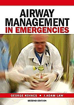Portada del libro 9781607951049 Airway Management in Emergencies