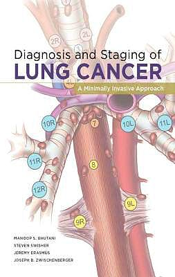 Portada del libro 9781607951100 Diagnosis and Staging of Lung Cancer. A Minimally Invasive Approach
