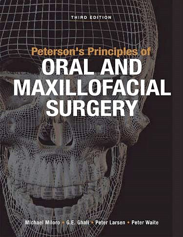 Portada del libro 9781607951117 Peterson's Principles of Oral and Maxillofacial Surgery, 2 Vols. + Cd-Rom