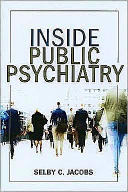 Portada del libro 9781607951131 Inside Public Psychiatry