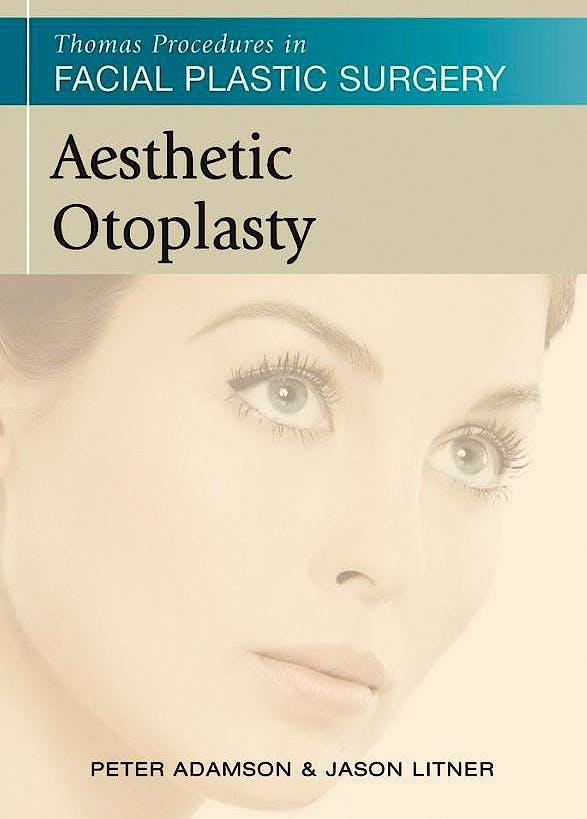 Portada del libro 9781607951292 Thomas Procedures in Facial Plastic Surgery: Aesthetic Otoplasty