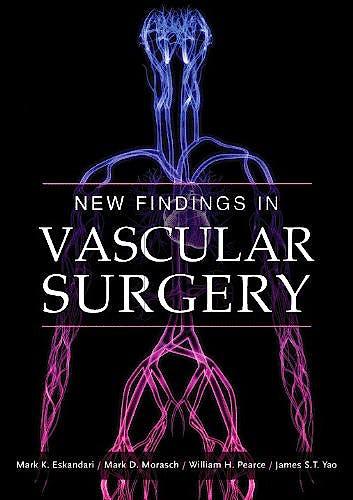 Portada del libro 9781607951575 New Findings in Vascular Surgery