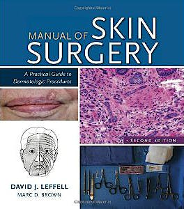 Portada del libro 9781607951582 Manual of Skin Surgery. a Practical Guide to Dermatologic Procedures