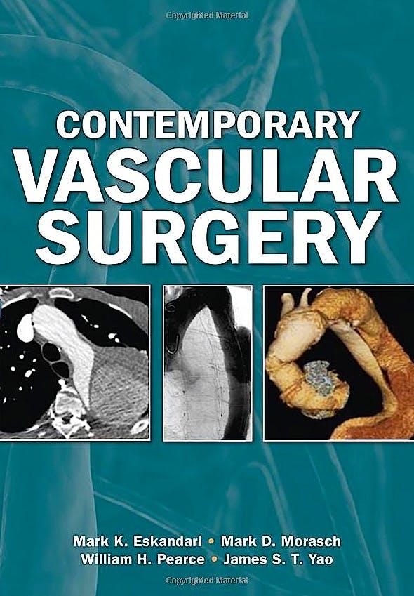 Portada del libro 9781607951667 Contemporary Vascular Surgery