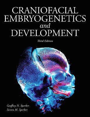 Portada del libro 9781607952824 Craniofacial Embryogenetics and Development