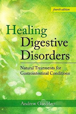 Portada del libro 9781607952855 Healing Digestive Disorders. Natural Treatments for Gastrointestinal Conditions