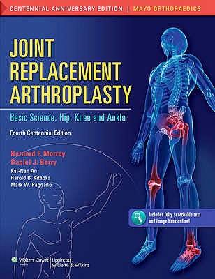 Portada del libro 9781608314706 Joint Replacement Arthroplasty. Basic Science, Hip, Knee, and Ankle