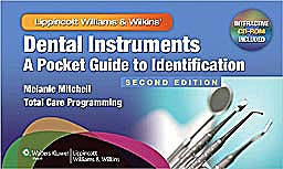 Portada del libro 9781608316380 Dental Instruments. a Pocket Guide to Identification