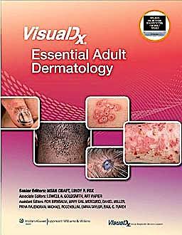 Portada del libro 9781608318056 Visualdx Essential Adult Dermatology
