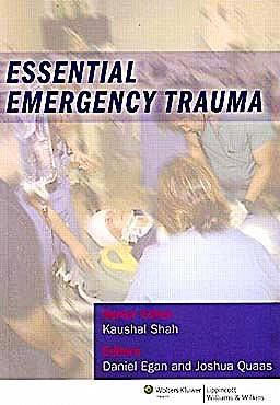 Portada del libro 9781608318940 Essential Emergency Trauma