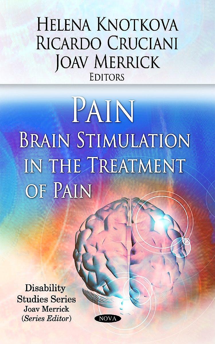 Portada del libro 9781608766901 Pain. Brain Stimulation in the Treatment of Pain