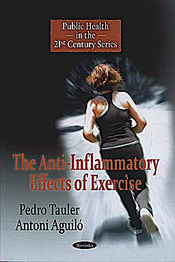 Portada del libro 9781608768868 The Anti-Inflammatory Effects of Exercise