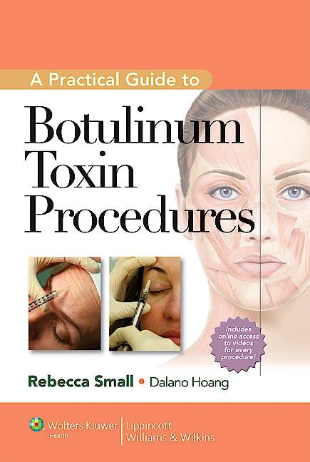 Portada del libro 9781609131470 Practical Guide to Botulinum Toxin Procedures