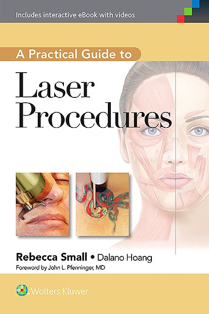 Portada del libro 9781609131500 A Practical Guide to Laser Procedures