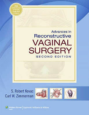 Portada del libro 9781609132385 Advances in Reconstructive Vaginal Surgery