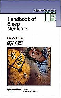 Portada del libro 9781609133474 Handbook of Sleep Medicine