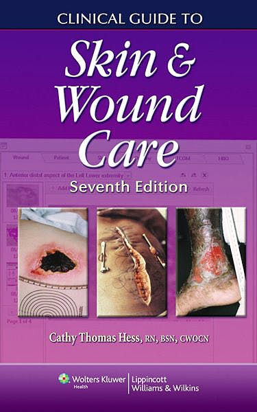 Portada del libro 9781609136796 Clinical Guide to Skin and Wound Care