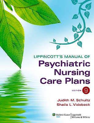 Portada del libro 9781609136949 Lippincott's Manual of Psychiatric Nursing Care Plans