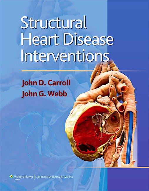 Portada del libro 9781609137106 Structural Heart Disease Interventions