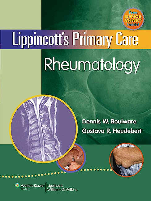 Portada del libro 9781609138080 Lippincott's Primary Care Rheumatology