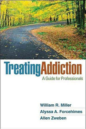 Portada del libro 9781609186388 Treating Addiction. a Guide for Professionals
