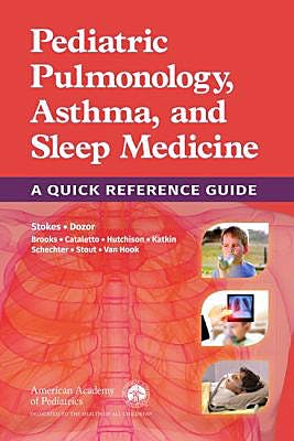 Portada del libro 9781610021425 Pediatric Pulmonology, Asthma, and Sleep Medicine. A Quick Reference Guide