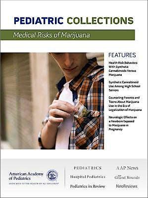 Portada del libro 9781610021791 Medical Risks of Marijuana