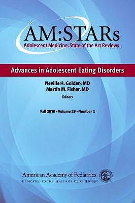 Portada del libro 9781610021876 Advances in Adolescent Eating Disorders (AM:STARs Adolescent Medicine: State of the Art Reviews)