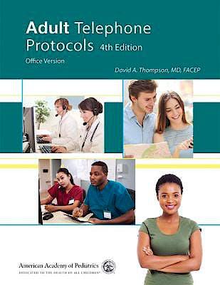 Portada del libro 9781610021951 Adult Telephone Protocols. Office Version