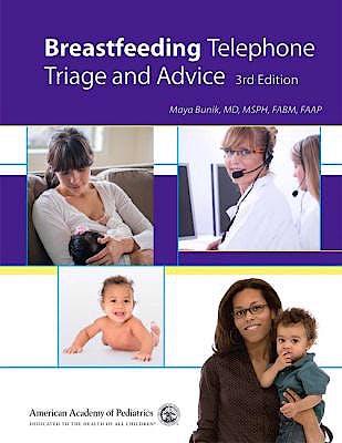 Portada del libro 9781610021975 Breastfeeding Telephone Triage and Advice