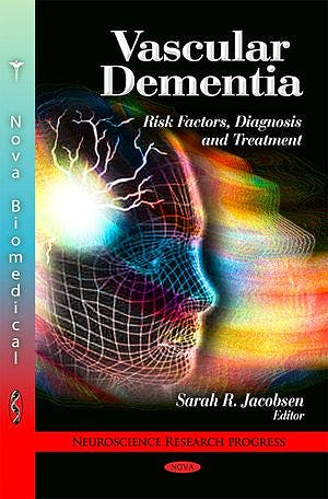 Portada del libro 9781611223132 Vascular Dementia. Risk Factors, Diagnosis and Treatment